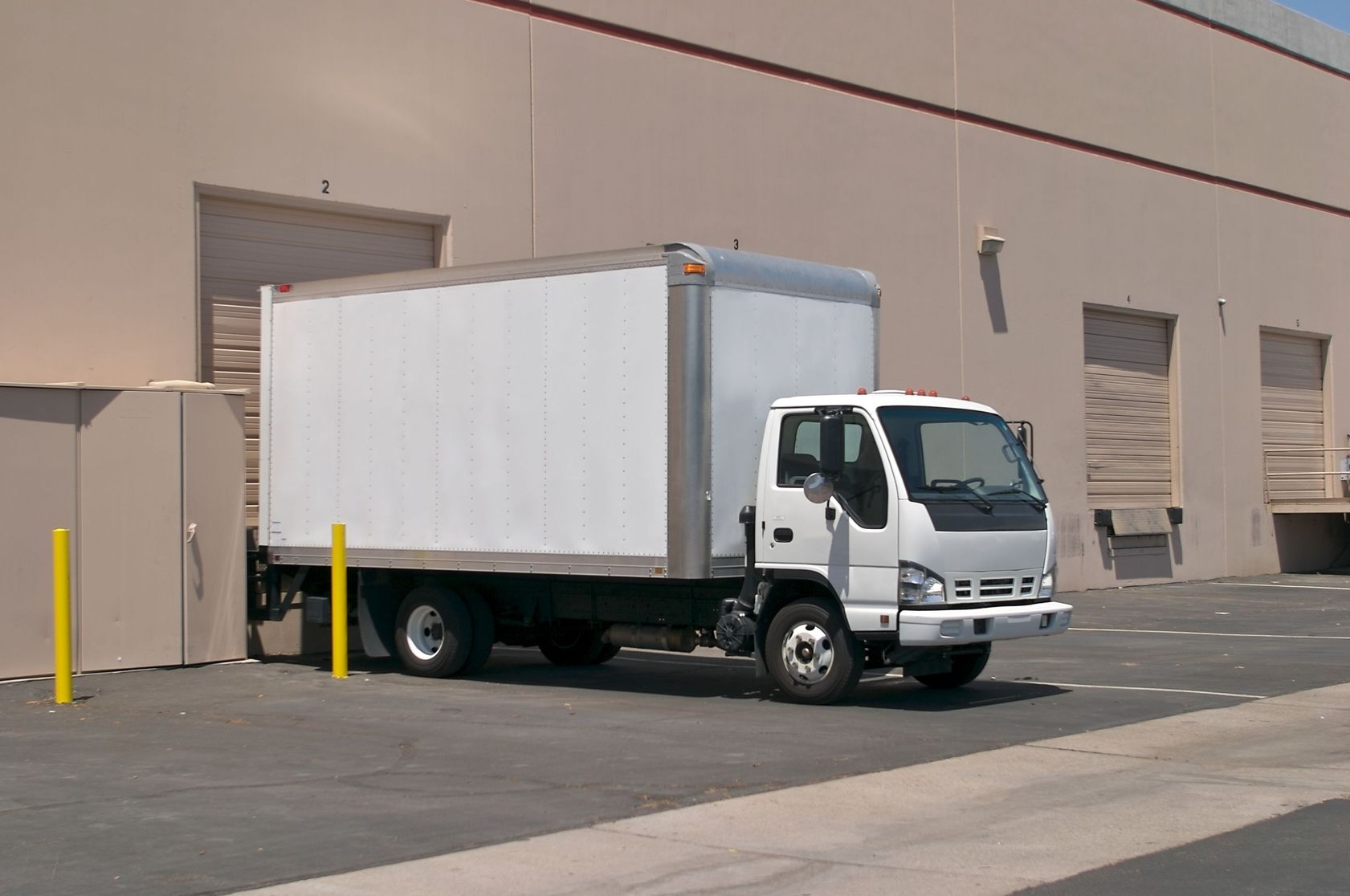 Inland Empire Box Truck Insurance