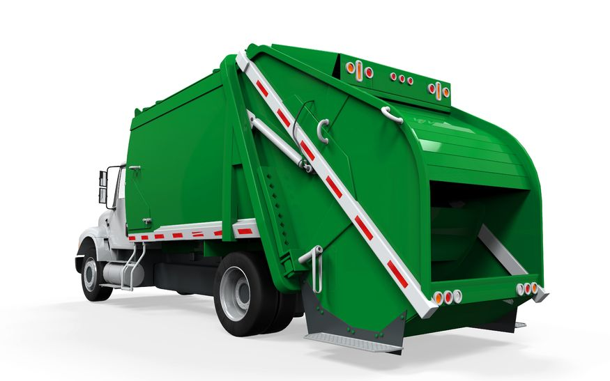 Inland Empire, CA. Garbage Truck Insurance