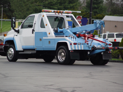 Inland Empire Tow Truck Insurance